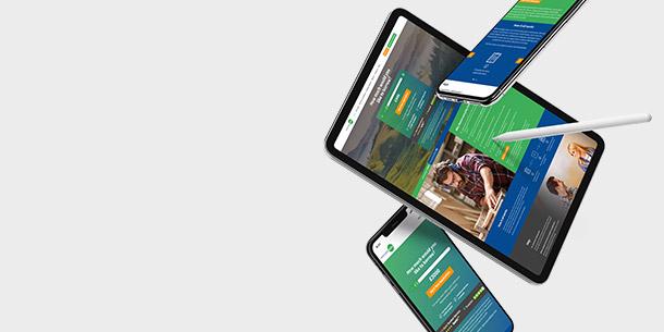 Web Design Kent for Everyday Loans