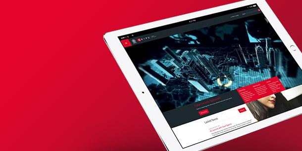 Web Design Kent for Khipu
