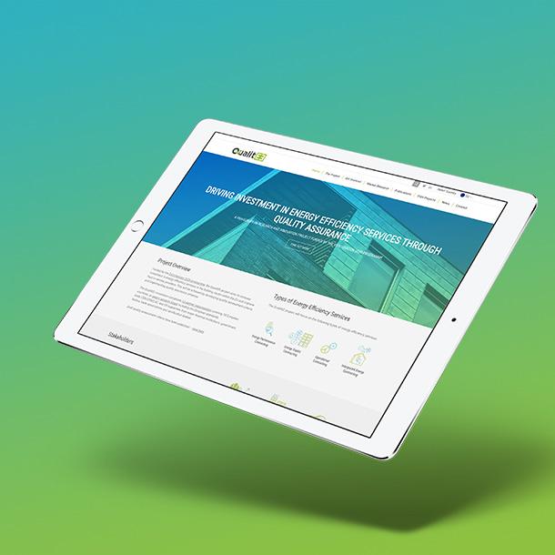 Web Design Kent for Qualitee